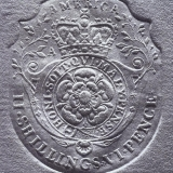 1765-dos-chelín-impuesto-sello