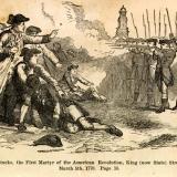1800s-crispus-attacks-first-martyr-of-the-revolution