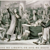 1800s-give-me-liberty-or-give-me-death
