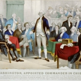 1800s-washington-appointed-as-commander-in-chief