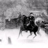 1800s-washington-leads-the-attack-on-trenton