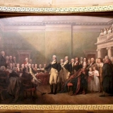 1824-trumbull-washington-surrenders-his-commission