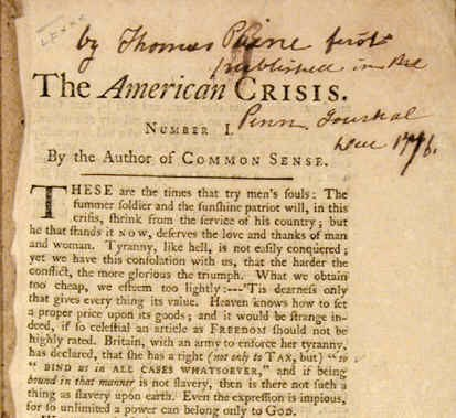 The second american revolution and other essays