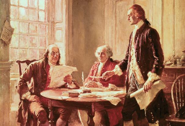 ideas behind the american revolution In american revolution what characteristic of most state constitutions created during the american revolution strongly influenced the ideas behind he american.