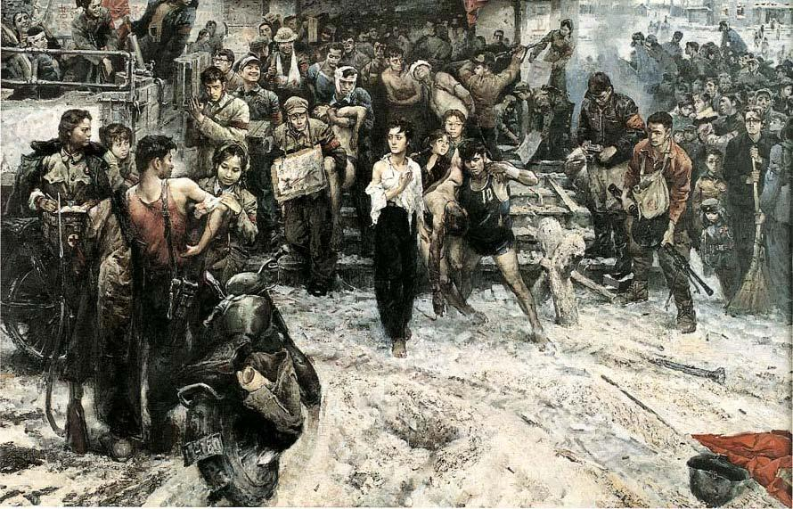 the chinese revolution of 1949 essay Free essay: 1 introduction to what extent was the chinese revolution, 1927-1949, a socialist revolution as defined by marx this investigation will be.