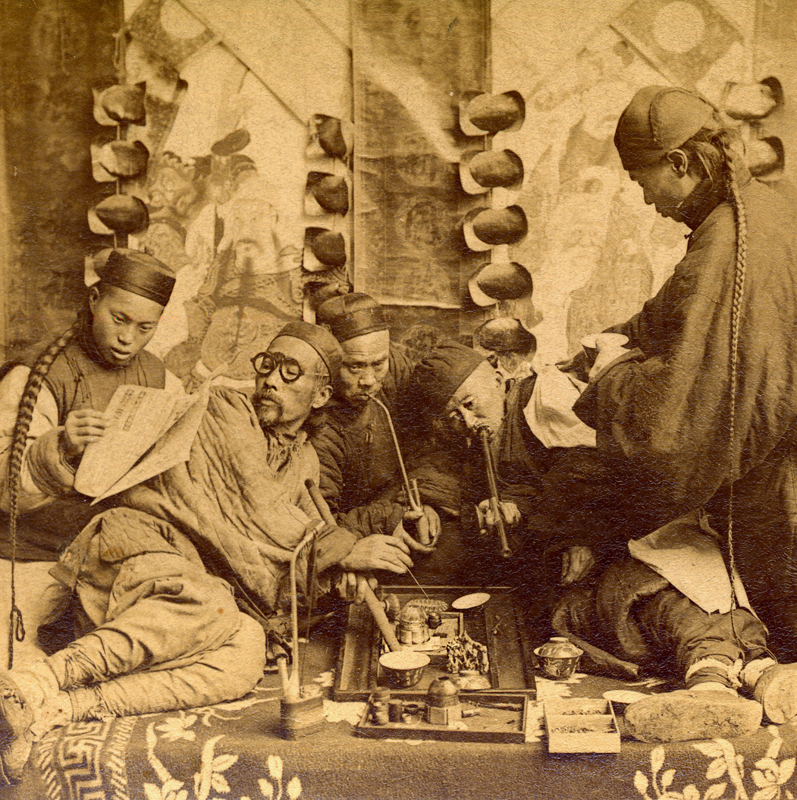 a history of china in opium war As one of the most potent turning points in the country's modern history, the opium war has since come to stand for everything that today's china seeks to put behind it.