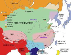 imperialismo extranjero