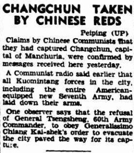 Bürgerkrieg in China