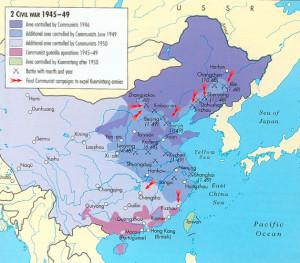 chinesischer Bürgerkrieg