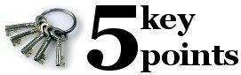 5keypoints