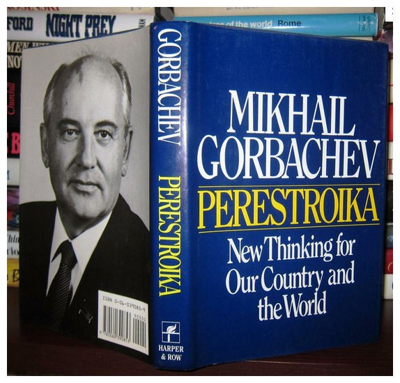 glasnost and perestroika Gorbachev's revolution of perestroika and glasnost had been arguably the most important change in russia and soviet union history since the.