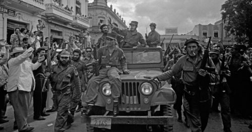 Castro Cuba