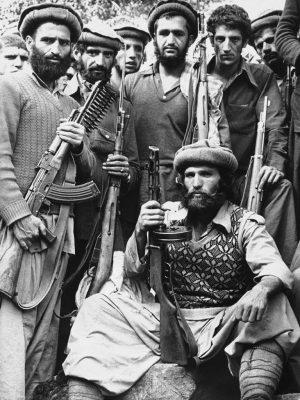 mujahideen-krigere
