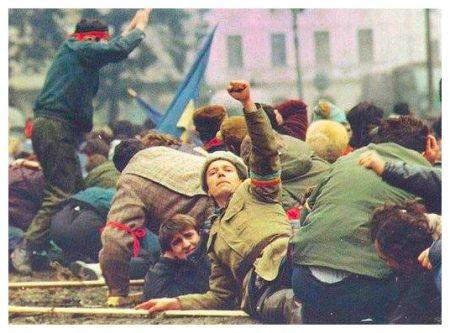 soviet bloc collapses