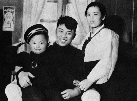 kim il-sung north korea