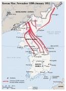 koreansk krig
