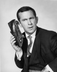 The bumbling but effective secret agent Maxwell Smart, from Get Smart