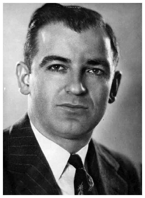 Joseph McCarthy Joseph Mccarthy