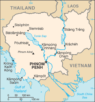 Camboya Khmer Rouge