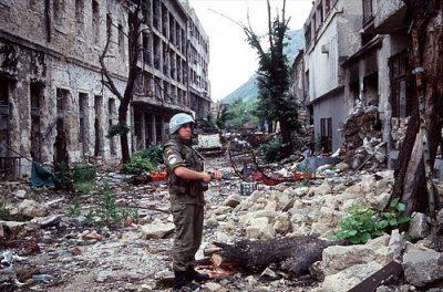 guerra fría yugoslavia