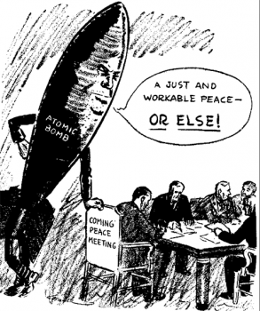 historiografi kald krig