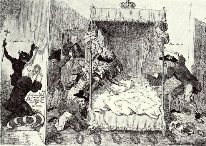 French revolution pornography