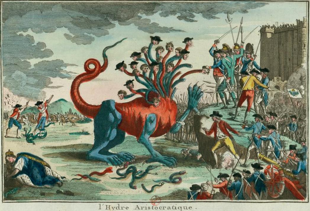 french revolution graphics