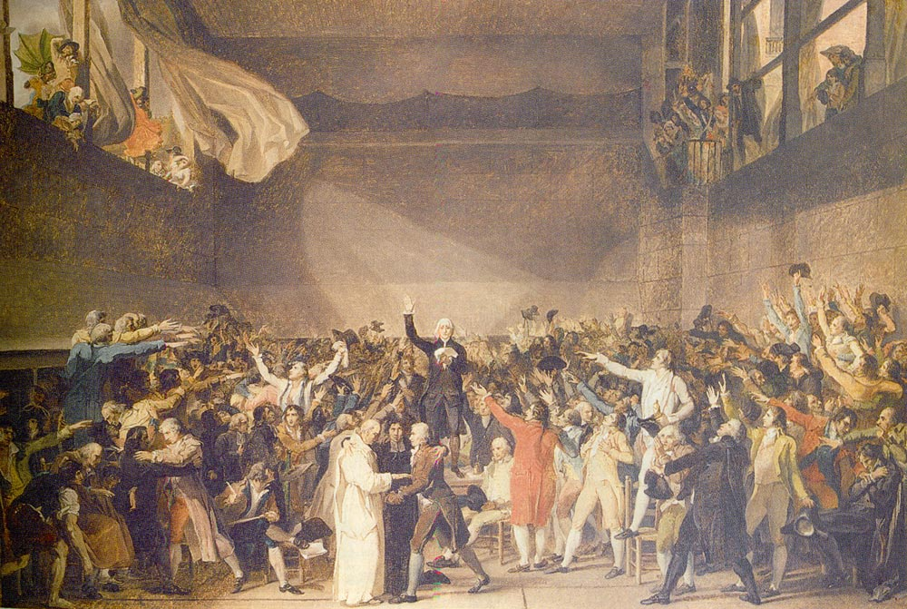 the causes and consequences of the french revolution in 1789