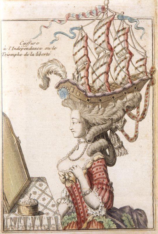 Marie Antoinette  nackt