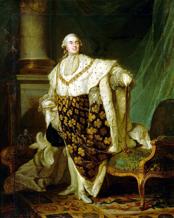 why was king louis xvi important