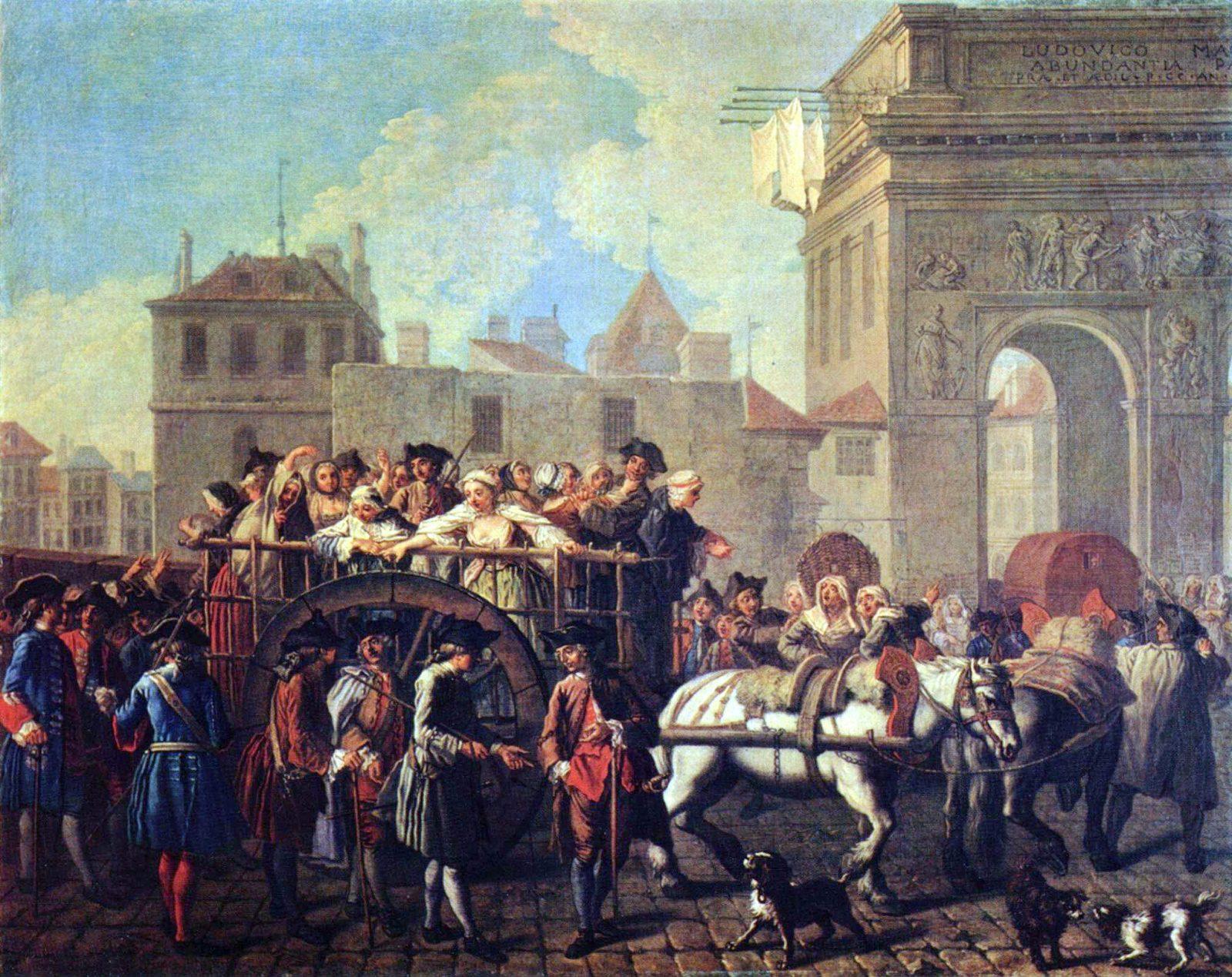 first estate french revolution definition