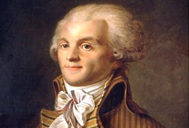 French Revolution Maximilien Robespierre