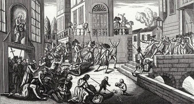 The September Massacres
