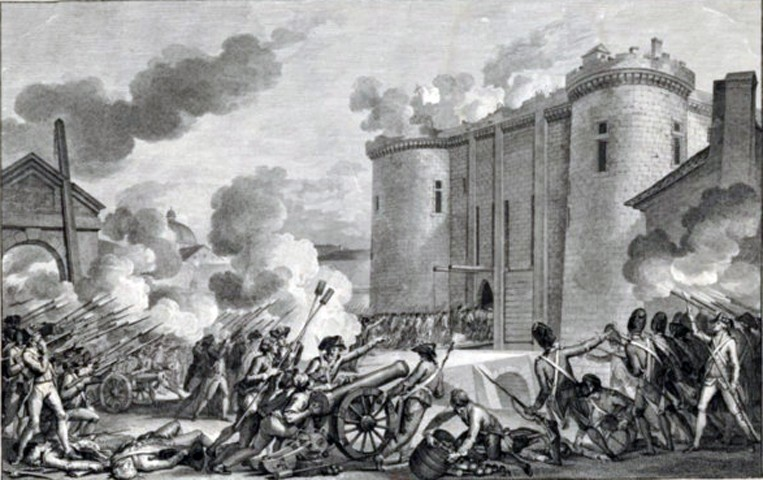 Storming the Bastille – Do French Ghosts Haunt a National Holiday?