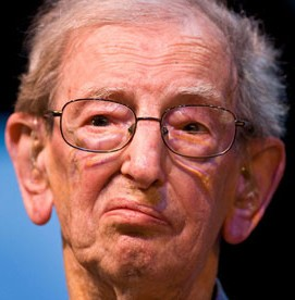 Historian Eric Hobsbawm