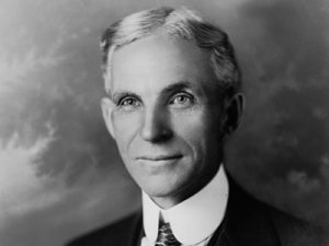 henry ford historie