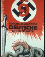 1930-unnamed-nazi-election-poster-germany