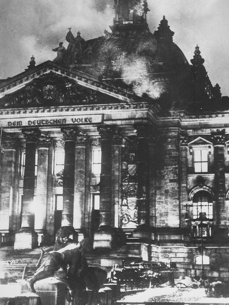 the burning of reichstag building Reichstag fire, burning of the reichstag (parliament) building in berlin, on the night of feb 27, 1933, a key event in the establishment of the nazi dictatorship and widely believed to have been.
