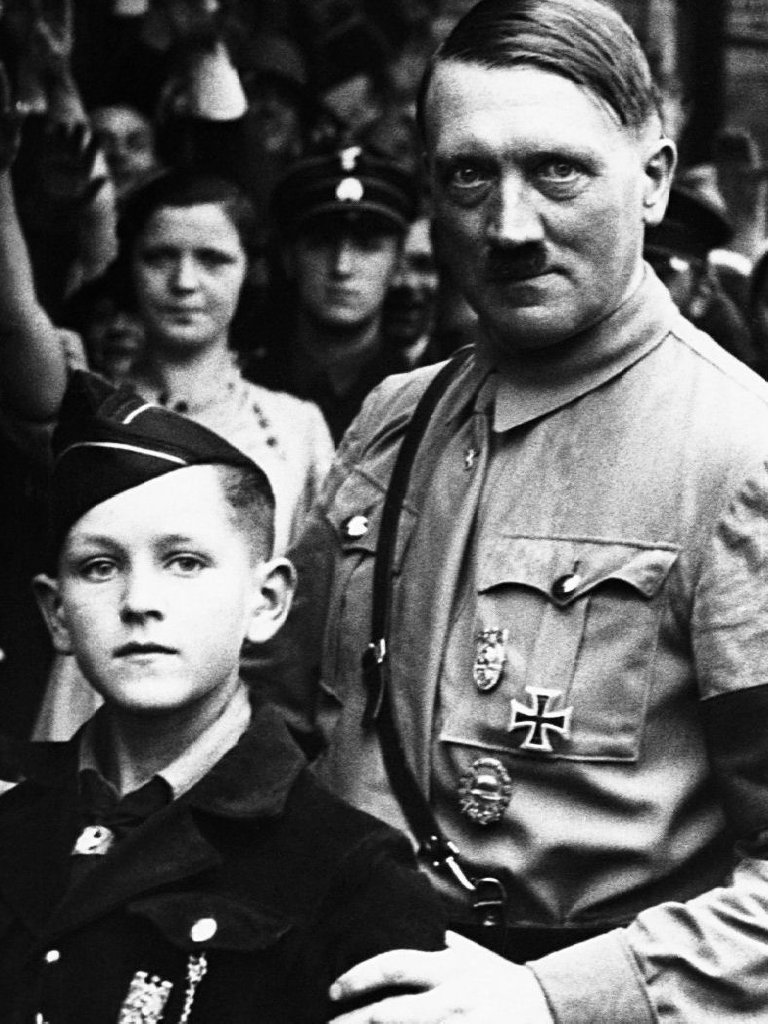 children in nazi children in nazi