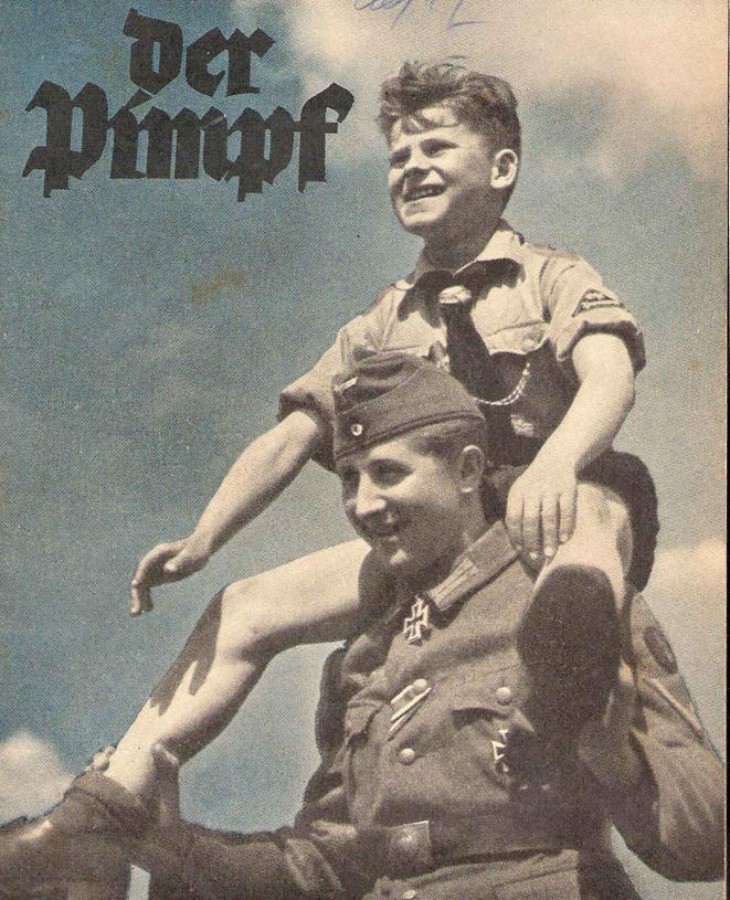 nazi control of education