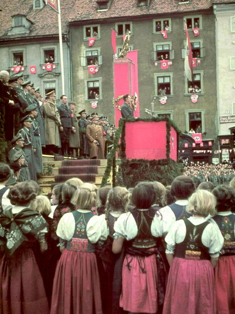 Nazi germany history essay questions