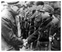 Sturz des Nationalsozialismus