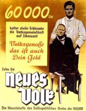 nazi eugenikk