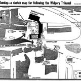 13. The scene of Bloody Sunday 1972