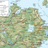 2. Map of Northern Ireland