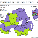 7. Northern Ireland general election 1965