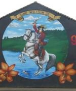 22-william-of-orange-väggmålning