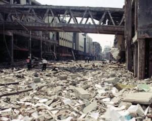 bombardeo de Manchester
