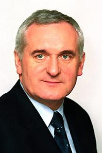 bertie ahern essay Save your essays here so you can locate them quickly  according to ireland's prime minister bertie ahern,  continue reading this essay continue reading  page.