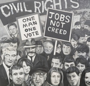 northern ireland civil rights